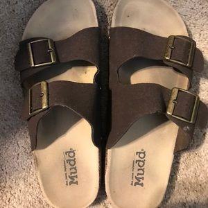 Size 8 Kohls Mudd Sandals   Poshmark